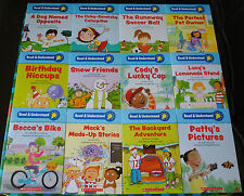 NEW Set of 12 Read Understand Comprehension Books Kindergarten First Grade 1 2