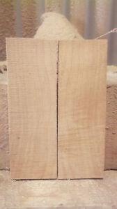 knife handle scales,box making blanks IRISH MAPLE