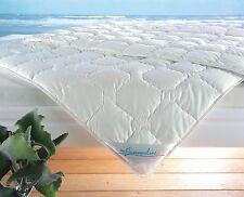 Sommer-Bettdecke Steppdecke f.a.n. Summerline Wash Cotton - 135x200 cm - weiß