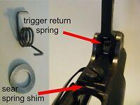 Mosin Nagant Trigger Spring Kit - shorter lighter trigger pull