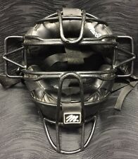 MacGregor #B29 MCB 29 Pro 100 Umpire Catcher Mask Black Padded Extended Cage
