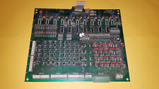 Zaccaria Pinball Interface Driver Board 1B1111/0 Untested as is. 1B1111 Gen 1