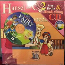 Fairy Tales - Set of 2 Storybooks & Read-Along CD by Creative Publishing Hansel