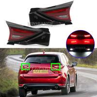 Left & Right LED Inner Rear Tail Light Stop Lamp for Mazda CX-5 CX5 KF 2016-2021