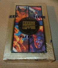1994 Marvel Masterpieces Trading Cards Sealed Gold Box Fleer Hildebrandt Edition