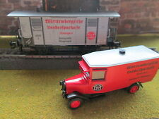 """Marklin HO - 1999 Museum Set """"Wurttemberg Landesfparkaffe """" Rare!"""