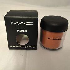 MAC GENUINE ORANGE Pigment EyeShadow EyeShadow .26oz/7.5g BNIB