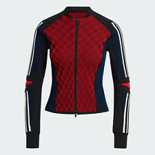adidas Originals Paolina Russo Jacket dark red and black