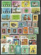 Jordan A Nice Selection Of Used Stamps Good CV £50+