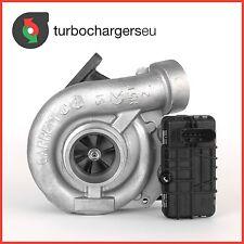 Turbolader Mercedes E-Klasse 320 CDI W211 150 Kw 204 PS 734899 OM648 +Elektronik