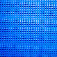 32X32 STUDS BLUE BASEPLATE COMPATIBLE FOR LEGOS BRICK BASE PLATE