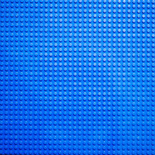 BASE PLATE - 32X32 STUDS BLUE BASEPLATE COMPATIBLE WITH ALL Major Brands