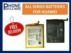 BATTERY FOR HUAWEI HB3 PSMART Y HONOR X A MATE PRO PLUS LITE 5 6 7 8 9 20 30 40