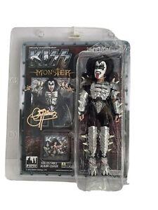 "KISS Monster Gene Simmons The Demon 8"" Action Figure Factory Sealed 2013 RARE"