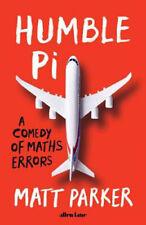 Humble Pi: A Comedy of Maths Errors | Matt Parker