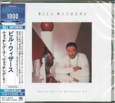 BILL WITHERS-WATCHING YOU WATCHING ME -JAPAN CD B63