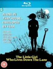 Little Girl Who Lives Down The Lane 5037899066010 With Martin Sheen Blu-ray