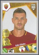 PANINI-2018 FIFA 365- #381-AS ROMA-EDIN DZEKO