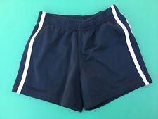 Girls Black Champion Athletic Shorts - Sz M