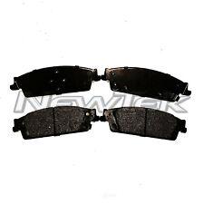 Disc Brake Pad Set-Galaxy Ceramic Disc Pads Rear NewTek SCD1707