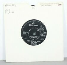 """Animals - We've Gotta Get Out of This Place - 7"""" Vinyl Single (1965) - *VG*"""