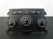 2011 KIA SORENTO Heater /& A//C Controls OEM 1240648