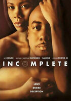 Incomplete (DVD, 2014) - Brand New