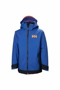 Boys Helly Hansen Hillside Ski & Snowboard Waterproof Jacket