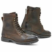 New REV'IT Marshall WR Shoes Boots Men's EU 46 Brown #FBR039070046
