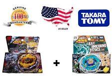 TAKARA TOMY Beyblade BB119 Death Quetzalcoatl 125RDF + BB71 Ray Unicorno D125CS