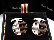 Paul Smith blanco y negro Gemelos con oscilación distintiva