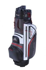 Big Max 9C385C-OR Dri Lite Silencio Cartbag Golftasche - Grau/Orange