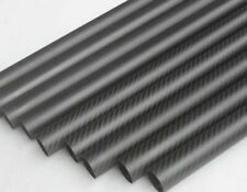 OD 50 mm ID 44 mm ID 46 mm ID 47 mm ID48mm X 500 mm 3K Carbon Fiber Tube Roll Enveloppé