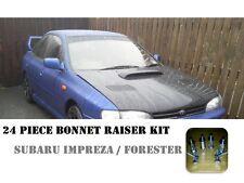24pc Capucha Capó propaganda Lift Subaru Impreza Forester bzr