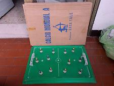 CALCIO MONDIAL A gioco da tavolo ARCO FALC ANNI 60/70 OTTIMO CON SCATOLA