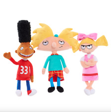 Nickelodeon Hey Arnold Plush Officially Licensed NWT!!!