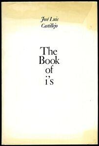 Jose Luis Castillejo, The Book of i's (Constance,1976)