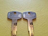 2 Tuff Shed Key Codes TS01 to TS100 Tool-Garden-Storage-Shed Shop L-Handle Keys