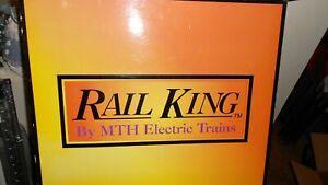 MTH Rail King Union Pacific GAS TURBINE 3-Pc DIESEL ENGINE SET 3-Rail #30-2009LP