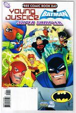 Young Justice FCBD 2011 DC Universe Comic 1st Print 2019 NM
