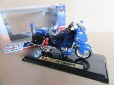 492I Maisto 39056 Moto BMW R1100RT Gendarmerie 1:18