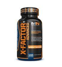 Molecular Nutrition X-FACTOR ADVANCED Anabolic Catalyst 100 Softgels ARACHIDONIC