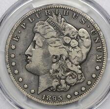 BETTER DATE PCGS F15 1895-S MORGAN SILVER DOLLAR $1   (OEX)