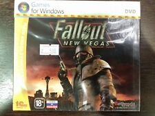"PC DVD-ROM ""Fallout: New Vegas"" BRAND NEW- NEVER OPENED"