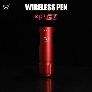 Wireless tattoo pen machine EP7 for cartridge needles