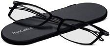 Thinoptics - Ultra Thin Optics Premium Reading Glasses Brooklyn 1.0,1.5,2.0,2.5