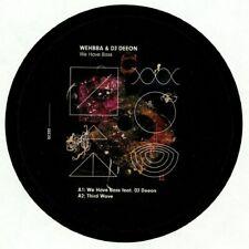 """WEHBBA/DJ DEEON - We Have Bass (12"""") Drumcode"""