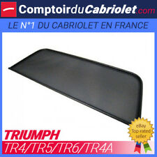 Filet anti-remous coupe-vent, windschott Triumph TR4/TR5/TR6/TR4A - TUV