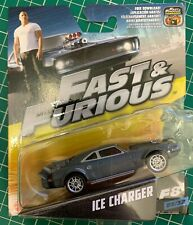Ice Charger Fast and Furious Die Cast Model Car No 23 New and Unopened