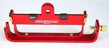 SHERWOOD 6inch FLETCHING JIG fletches most arrows, archery tool